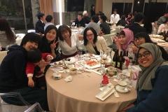 Gathering Perawat di RS Fukuyuu, Fujigaoka.