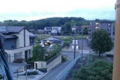 Lingkungan Sekitar Asrama RS Fukuyuu, Fujigaoka.